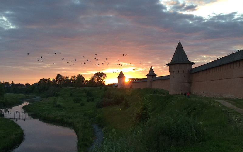 Vladimir and Suzdal' Tour